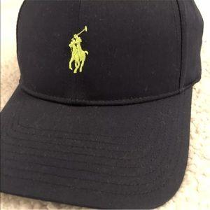 81436d07dda4a Polo by Ralph Lauren Accessories - POLO RALPH LAUREN Baseball Cap w Pony  Strap Back